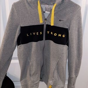 Nike Livestrong Jacket